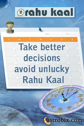 生活必備APP下載|Astrobix Rahukaal (Rahukalam) 好玩app不花錢|綠色工廠好玩App