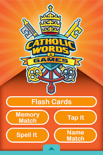 Catholic Words and Games- screenshot thumbnail