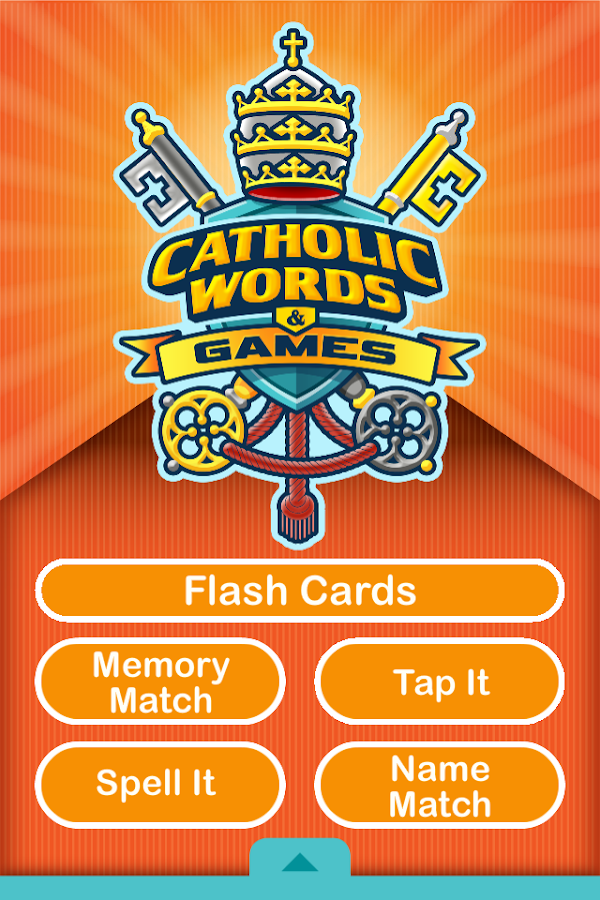 Catholic Words and Games- screenshot