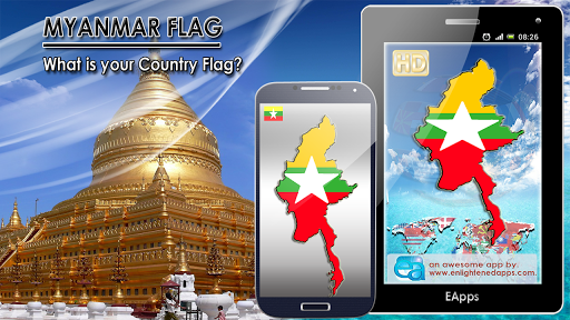 Noticon Flag: Myanmar