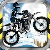 Winter Bike Racing Moto
