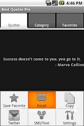 Best Quotes Pro