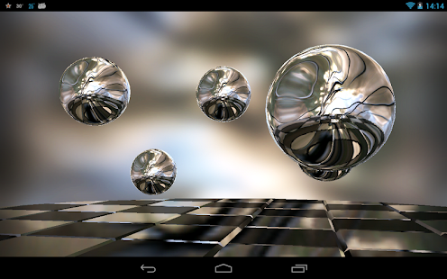 Reflections HD Live Wallpaper - screenshot thumbnail