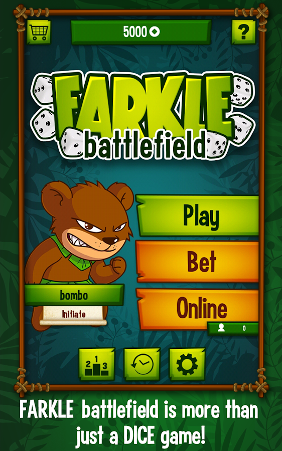 Farkle Battlefield- screenshot