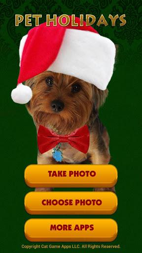 Pet Holidays-FREE Pet Pic App