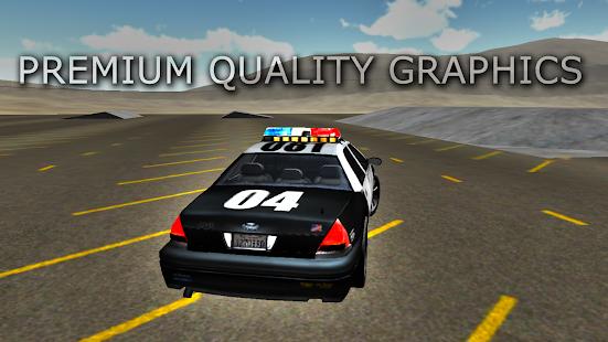 Police-Drift-Car 1