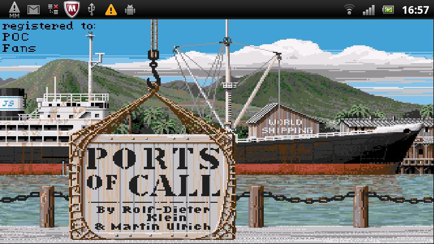 Ports Of Call Classic - screenshot