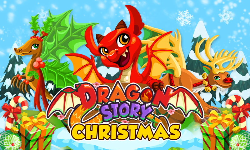 Dragon Story: Christmas - screenshot