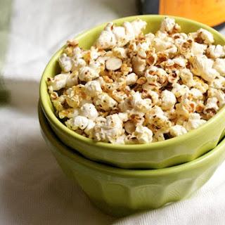 Herb & Lemon Buttered Popcorn