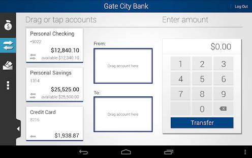 Gate City Bank - screenshot thumbnail