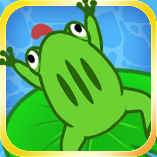 光速!蛙跳び! 休閒 App LOGO-APP試玩