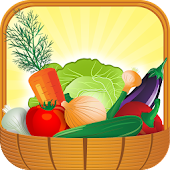 Vegetable Basket Kids Game