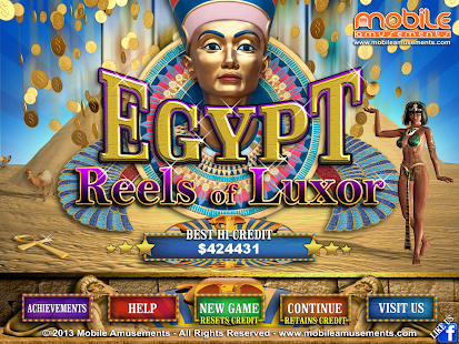 Egypt Reels of Luxor - screenshot thumbnail