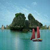 Ha Long Bay LWP 3 free
