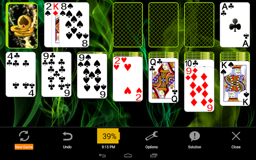 Solitaire 4.7.953 screenshots 6