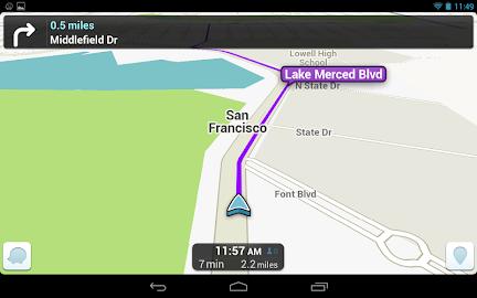 Waze - GPS, Maps & Traffic Screenshot 23