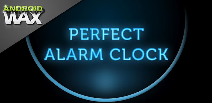 ★ Perfect Neon Alarm Clock apk