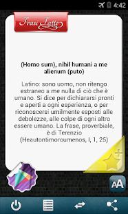 Frasi Fatte e Locuzioni 2000+ - screenshot thumbnail