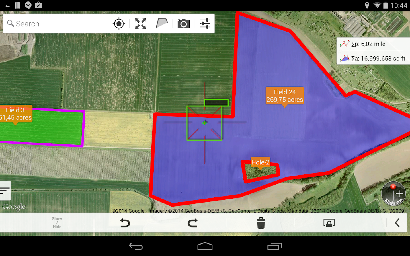 Measure Map Lite Android Apps On Google Play