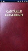 Screenshot of Cantarile Evangheliei