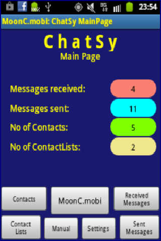 ChatSy- screenshot
