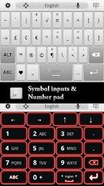 Super Keyboard - Free Screenshot 4