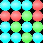 Spin Color icon