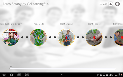 Learn Botany by GoLearningBus - screenshot thumbnail