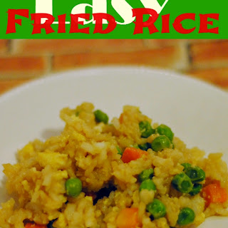 Simple Chinese Fried Rice