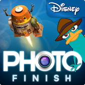 Disney Photo Finish Asia