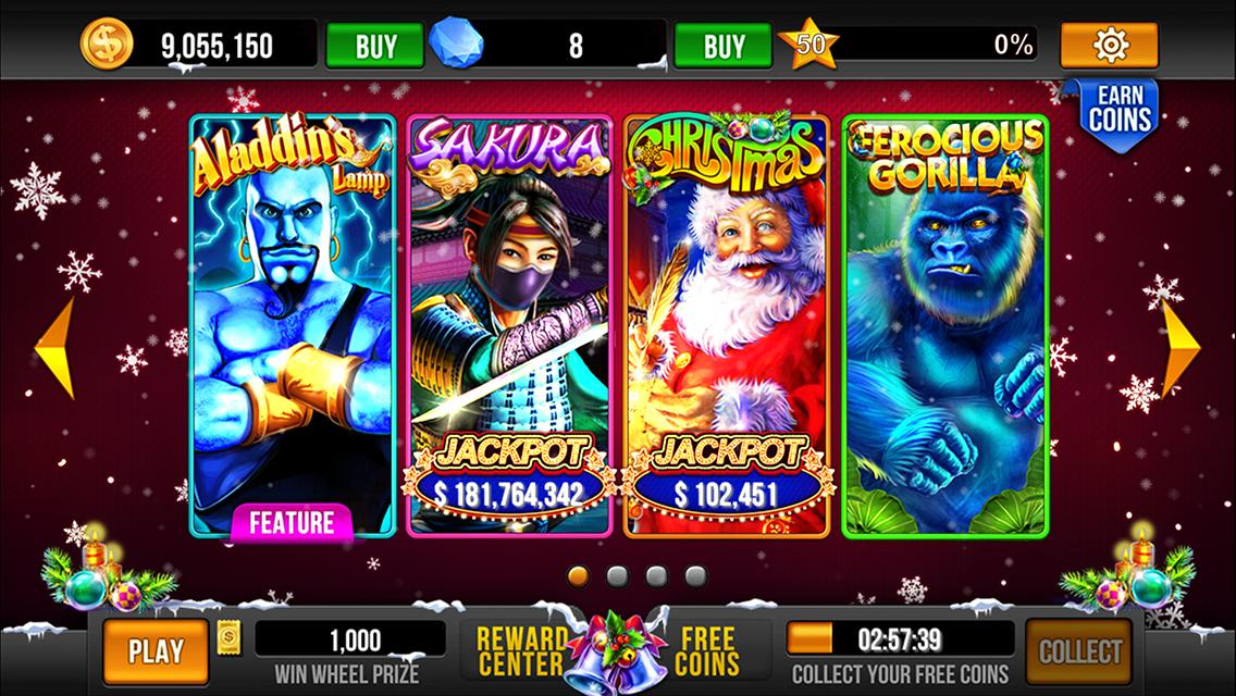 casino feeling