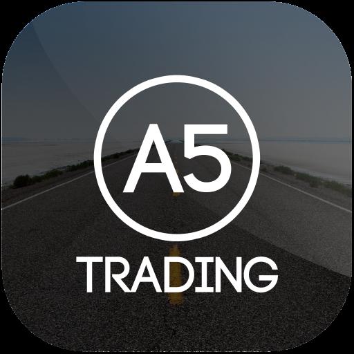 A5 Trading LOGO-APP點子