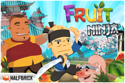 Fruit Ninja Free Screenshot 1