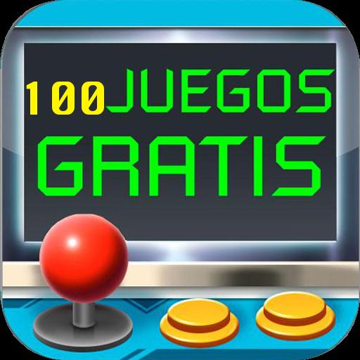 100 Juegos Gratis 動作 App LOGO-硬是要APP