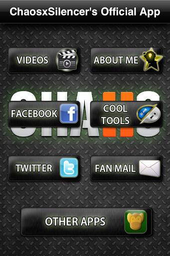 ChaosxSilencer Official App