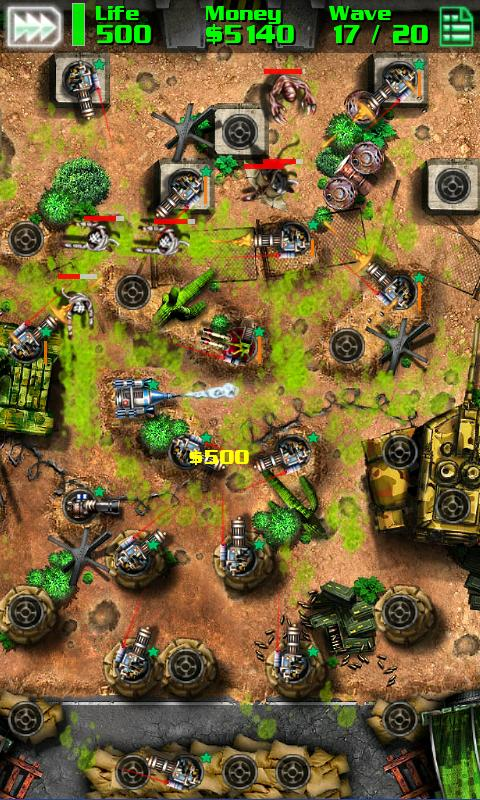 GRave Defense HD Free - screenshot