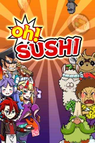 Oh!SUSHI- screenshot