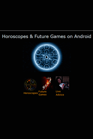 Horoscopes & Future Games Live - screenshot
