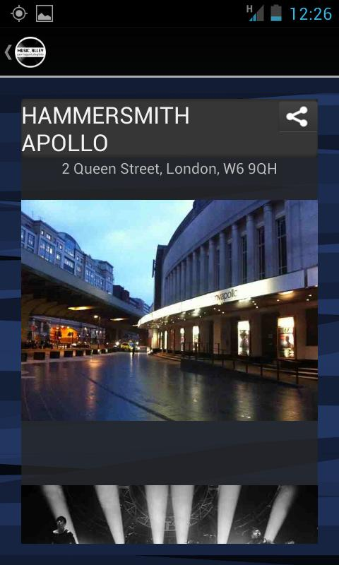 Music Alley 1.0- screenshot