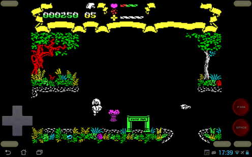 Speccy - ZX Spectrum Emulator - screenshot thumbnail