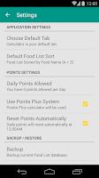 Screenshot of Calculator & Tracker for WWPP