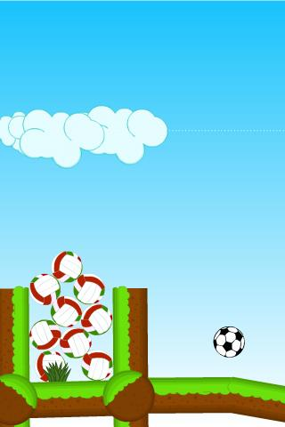 Rolling Football - screenshot