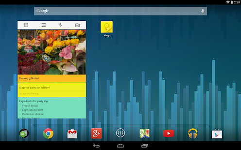 Google Keep Screenshot 16