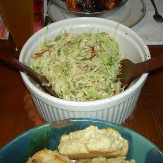 Apple Cabbage Salad.