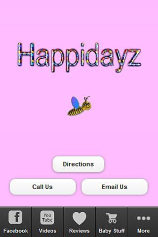 Childcare Happidayz Rotherham