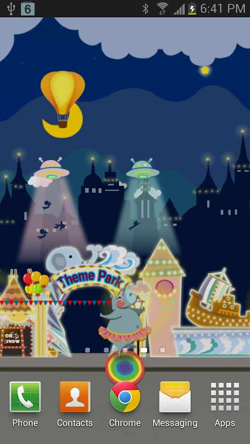 My Little Wonderland LWP- screenshot