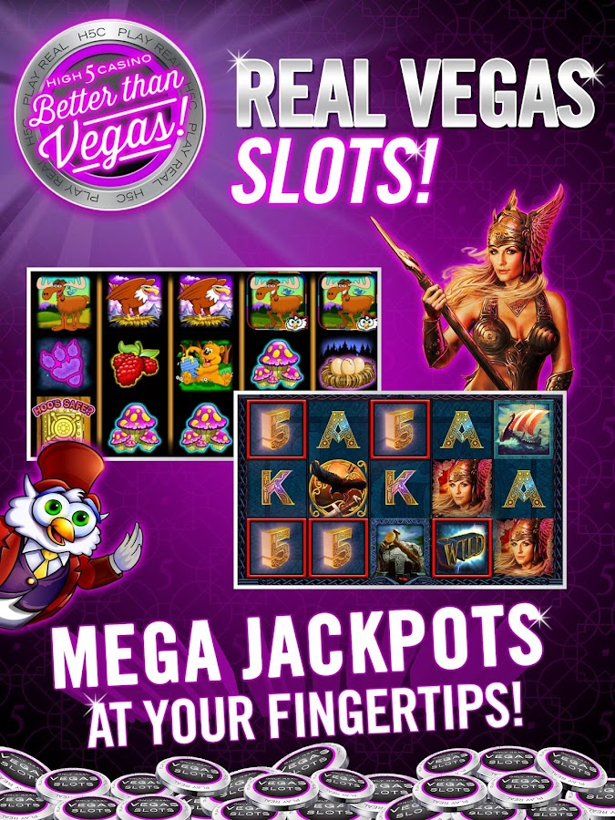 High 5 Casino: VEGAS Slots! - Android Apps on Google Play