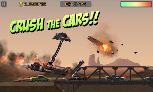 لعبة المركبة المخلبية المقاتلة Grabatron V1.5.2