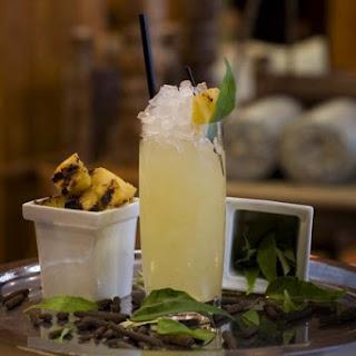 Tandoori Tequila Cocktail.