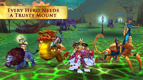Order & Chaos Online Screenshot 4